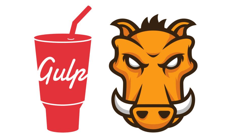 gulp and grunt